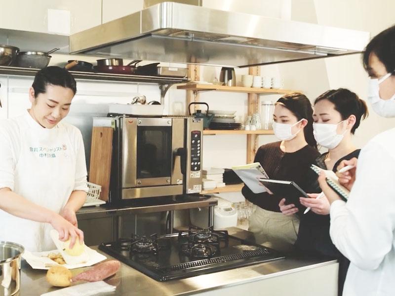 「日本食育防災士」講座風景